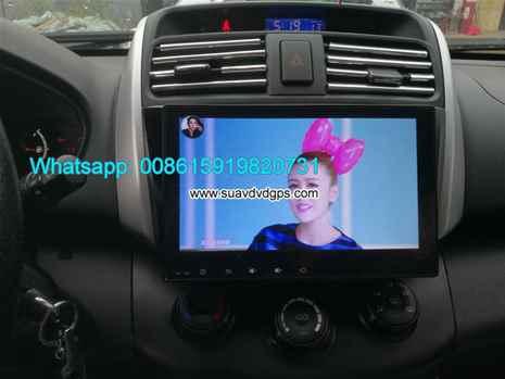Lifan X60 Car radio stereo GPS android Wifi navigation camera